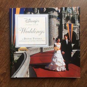 Disney Fairy Tale Weddings Book by David Tutera